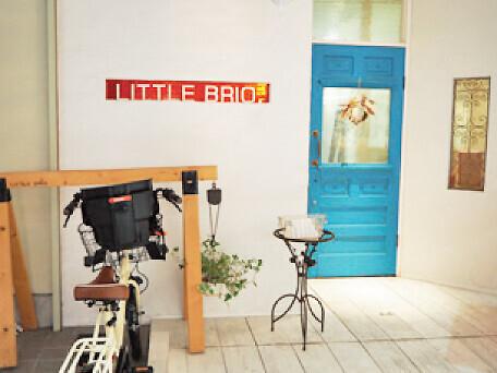 LITTLE BRIO.美容室