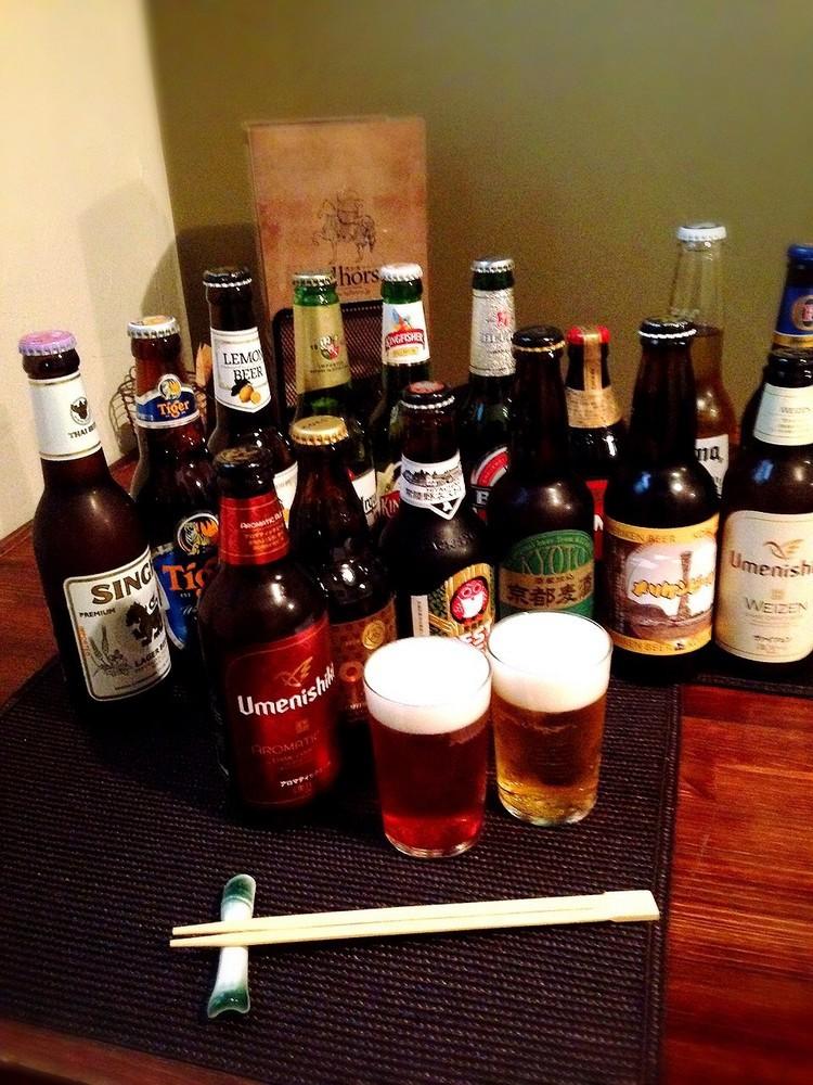 クラフトビール!!